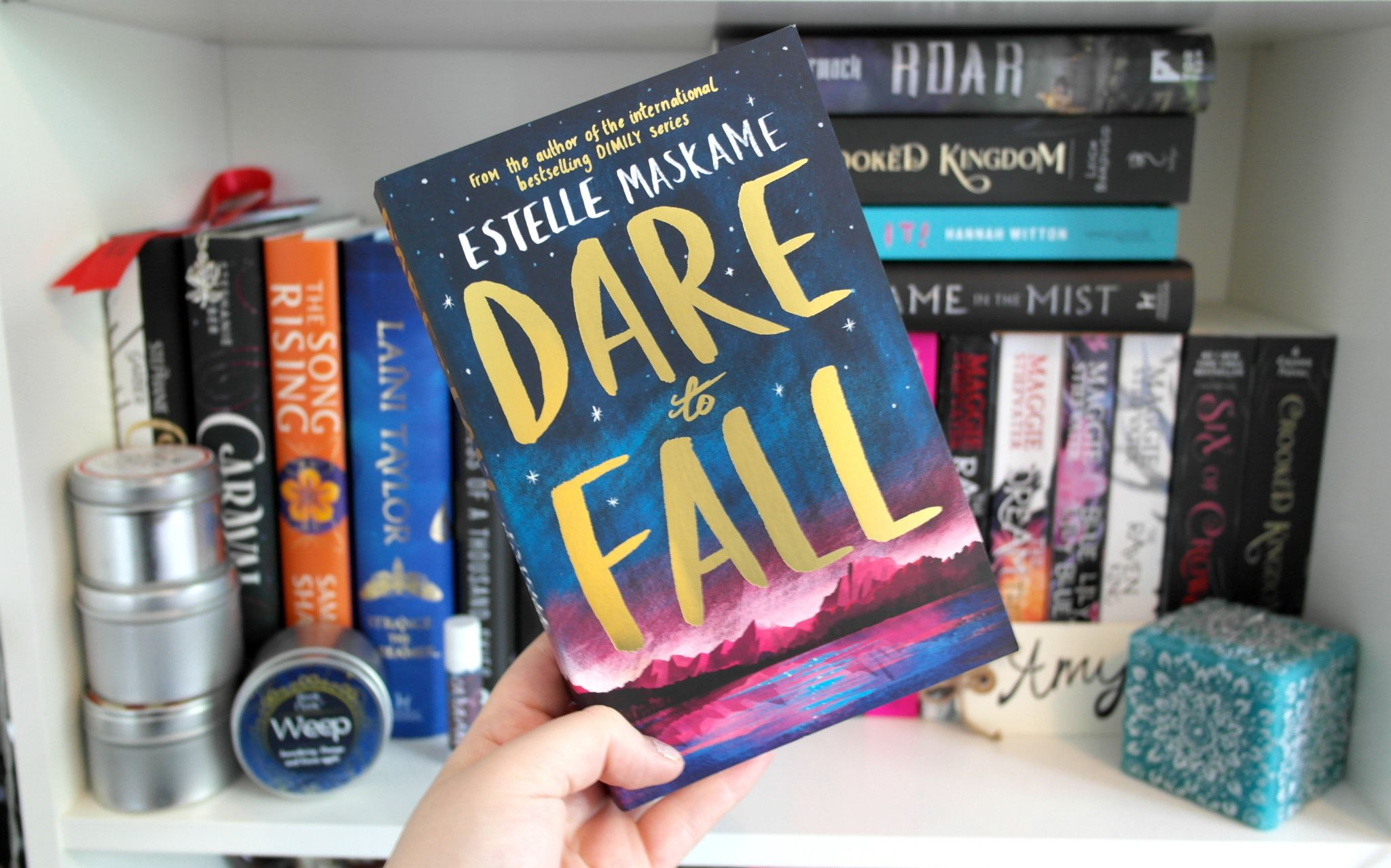 Review: Dare to Fall by Estelle Maskame