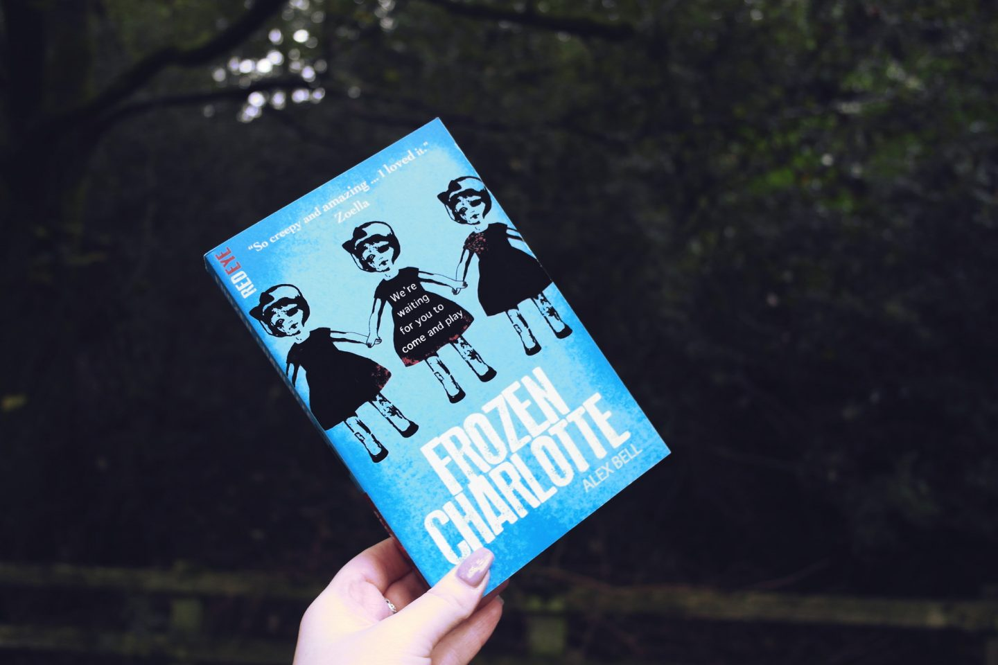 Review: Frozen Charlotte by Alex Bell
