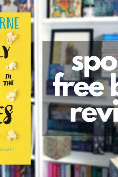 Review of It Only Happens in the Movies By Holly Bourne