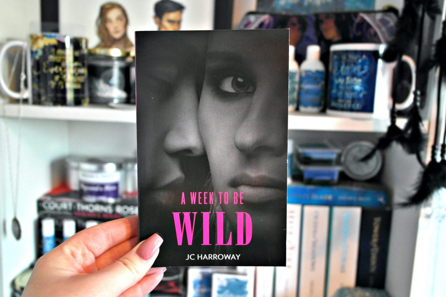 Review: A Week to be Wild By JC Harroway: Mills & Boon Blog Tour