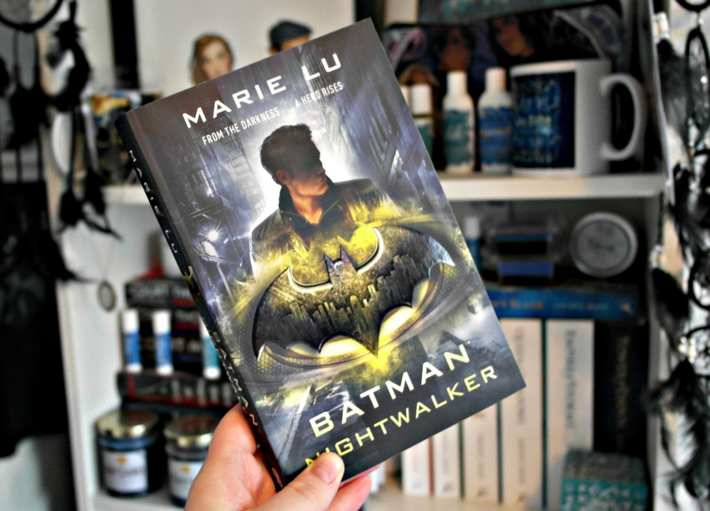 Review: Batman: Nightwalker by Marie Lu with Q&A!