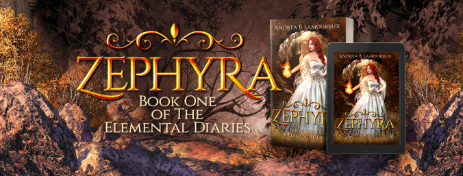 Review: Zephyra by Andrea B. Lamoureux