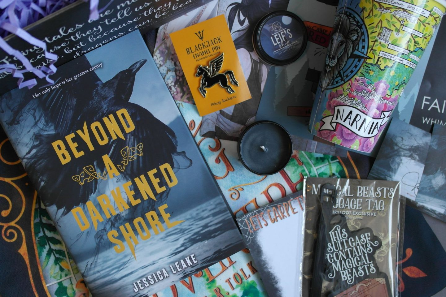 FairyLoot Unboxing April 2018: Whimsical Journeys