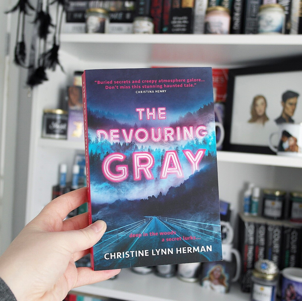 Review: The Devouring Gray by Christine Lynn Herman