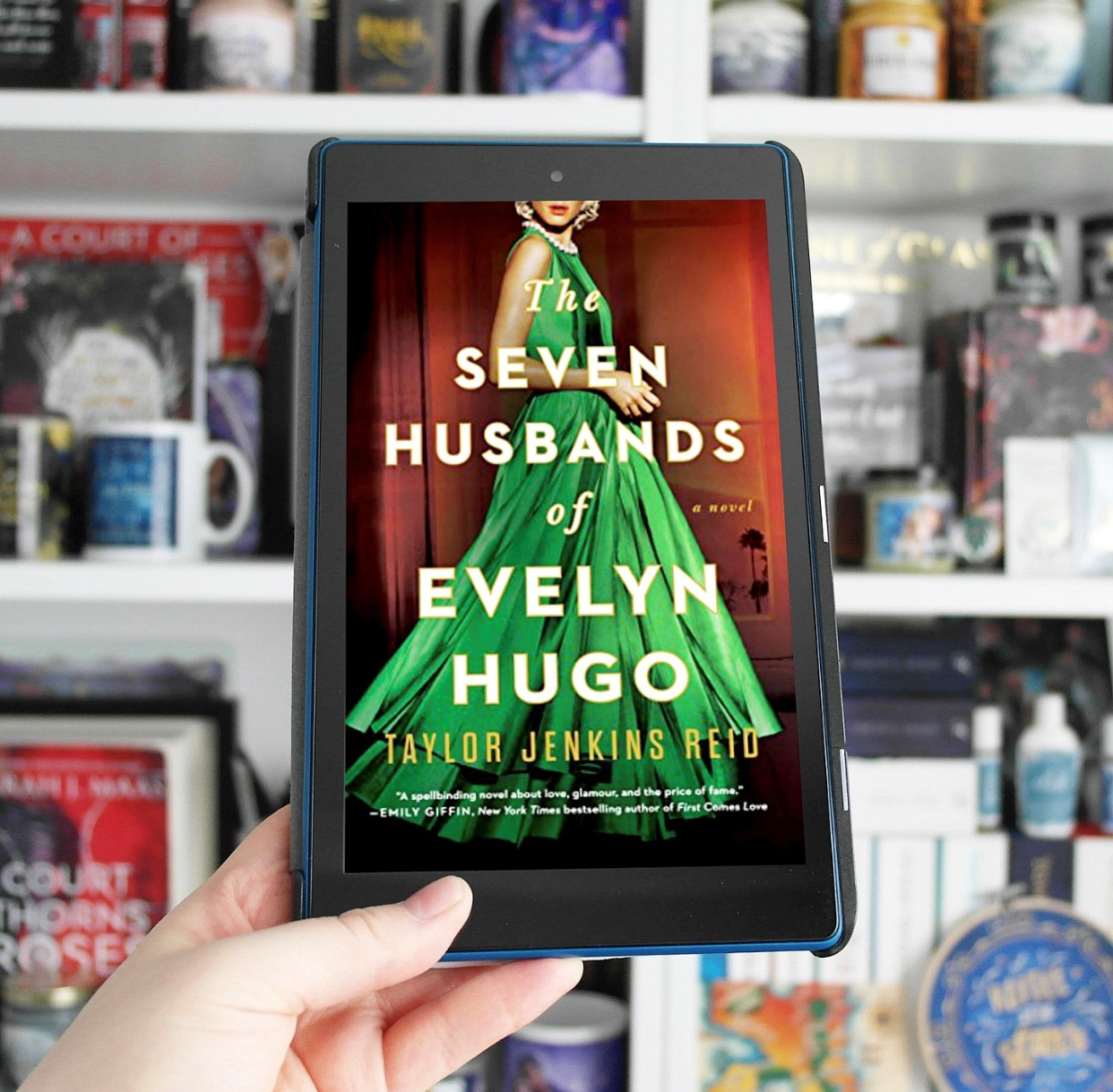 Review of The Seven Husbands of Evelyn Hugo