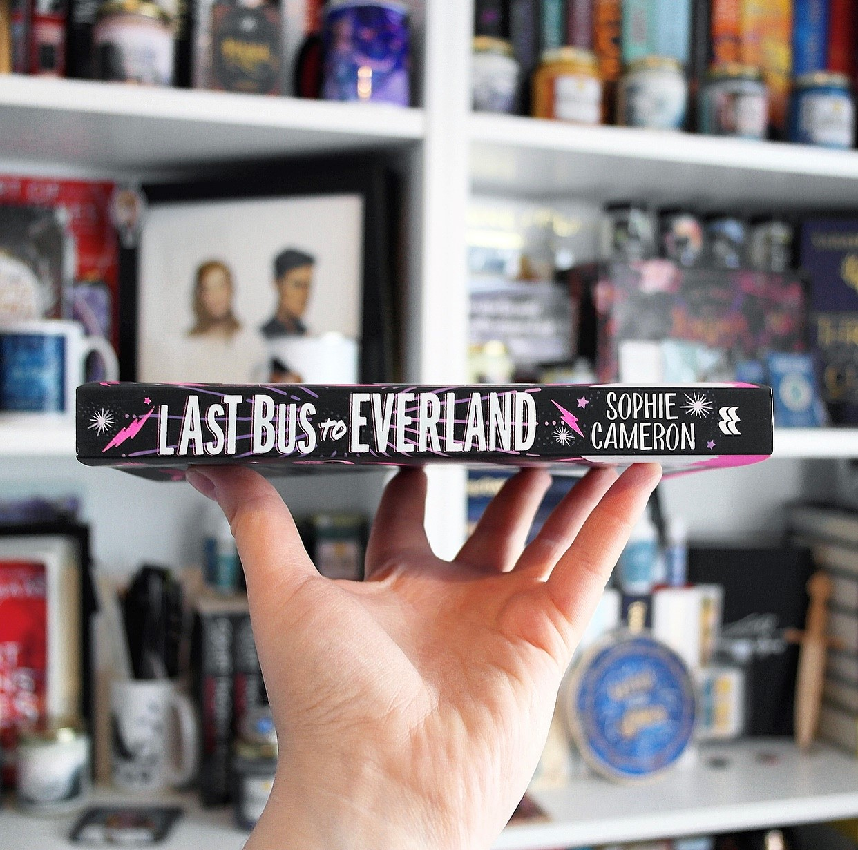 Sophie Cameron's Favourite Siblings in YA – Last Bus to Everland Blog Tour