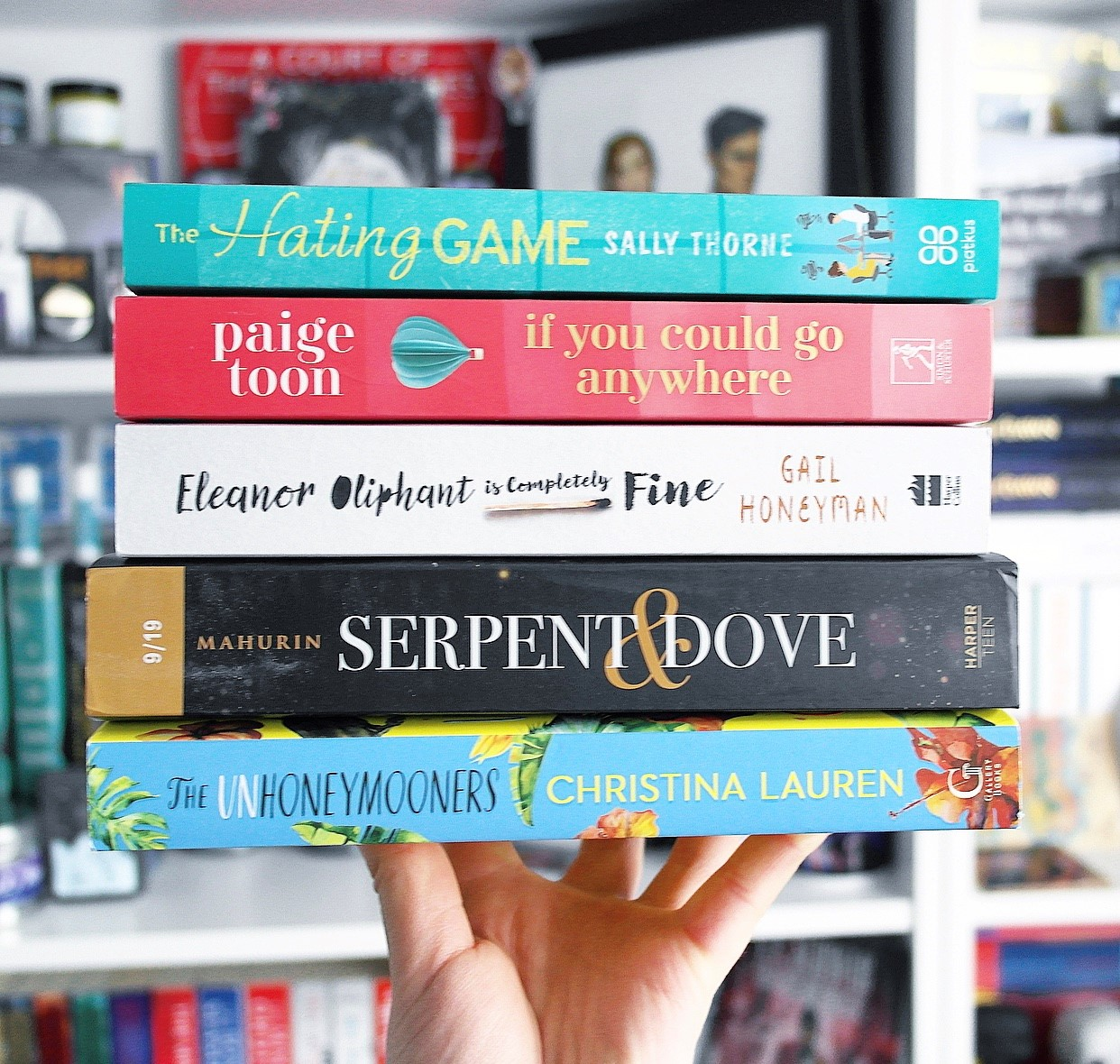 Six Summer Reads: The Books I'm Taking on Holiday