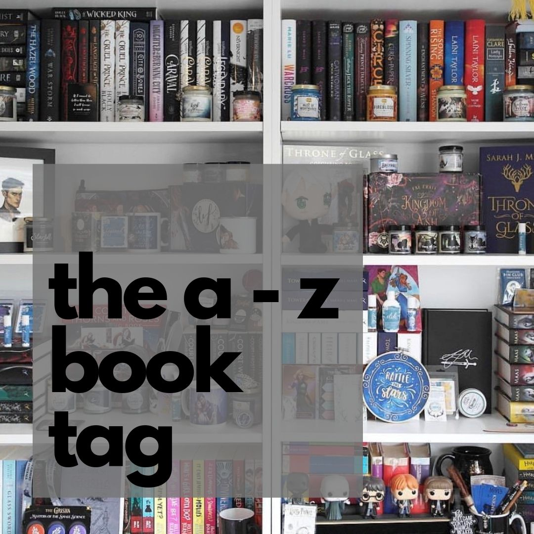 The A-Z Book Tag