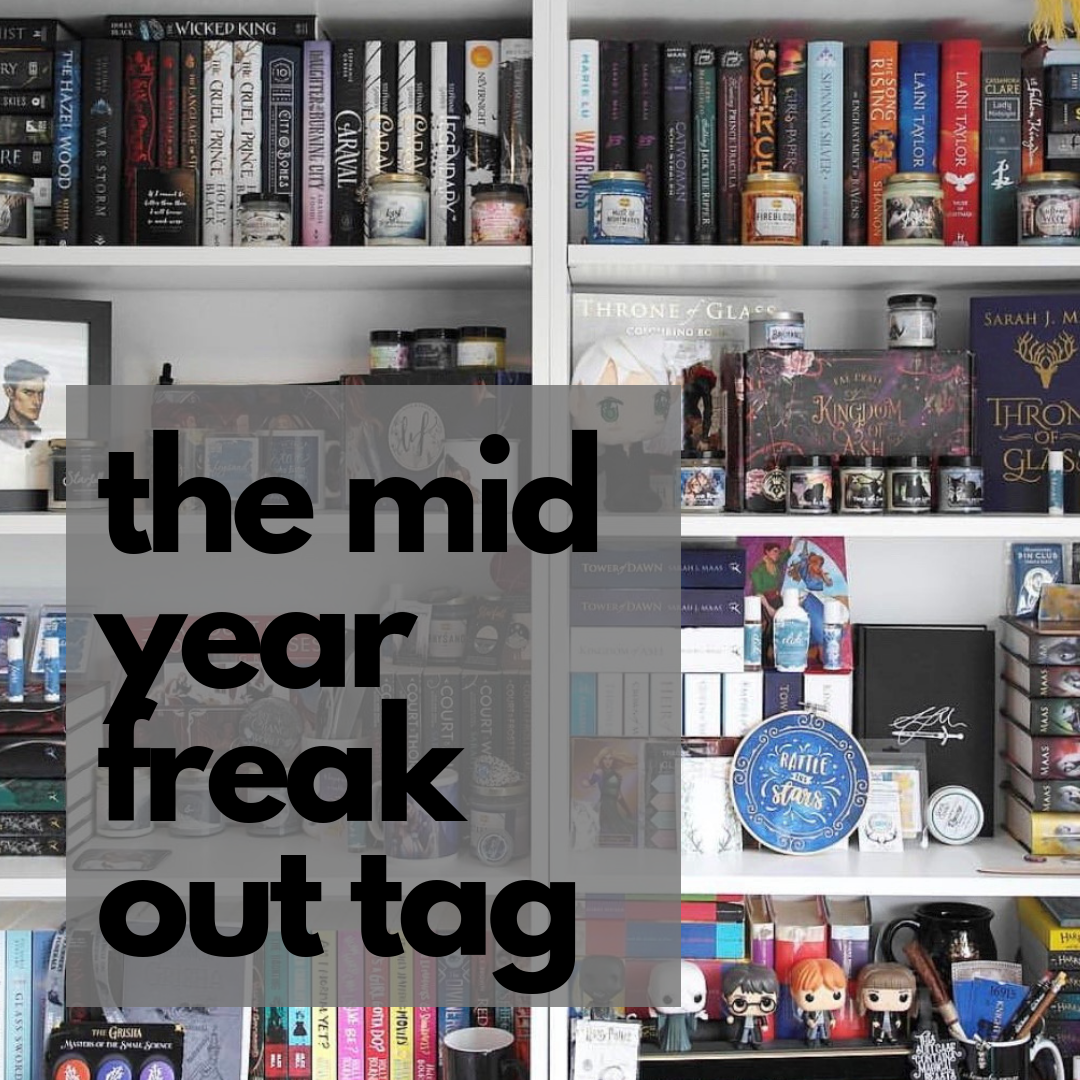 The Mid-Year Freak Out Tag