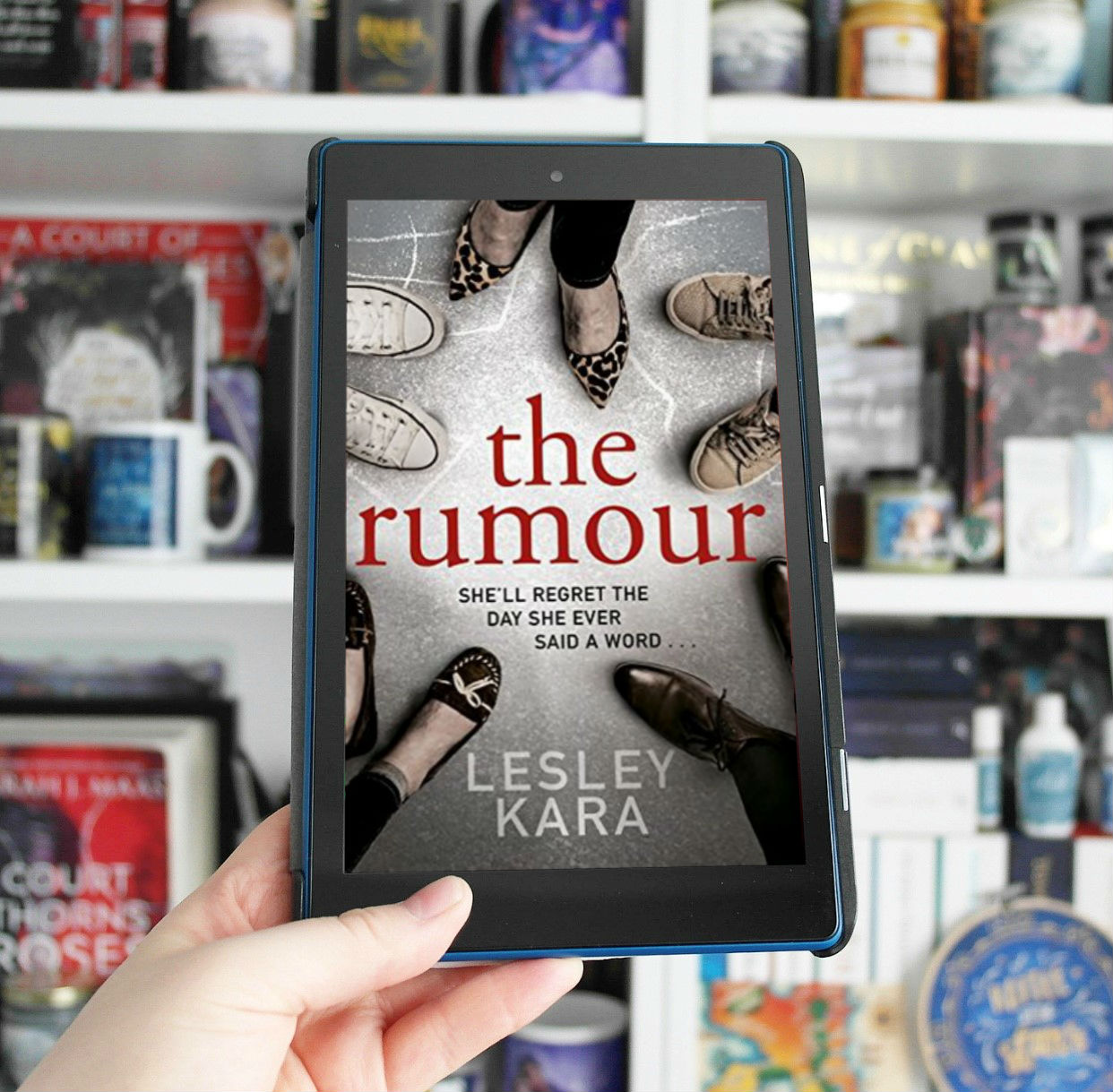 The Rumour by Lesley Kara – The Literary Adventure