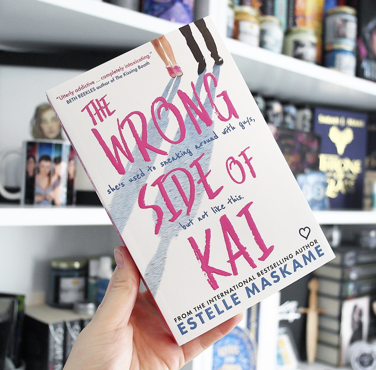 The Wrong Side of Kai by Estelle Maskame Review