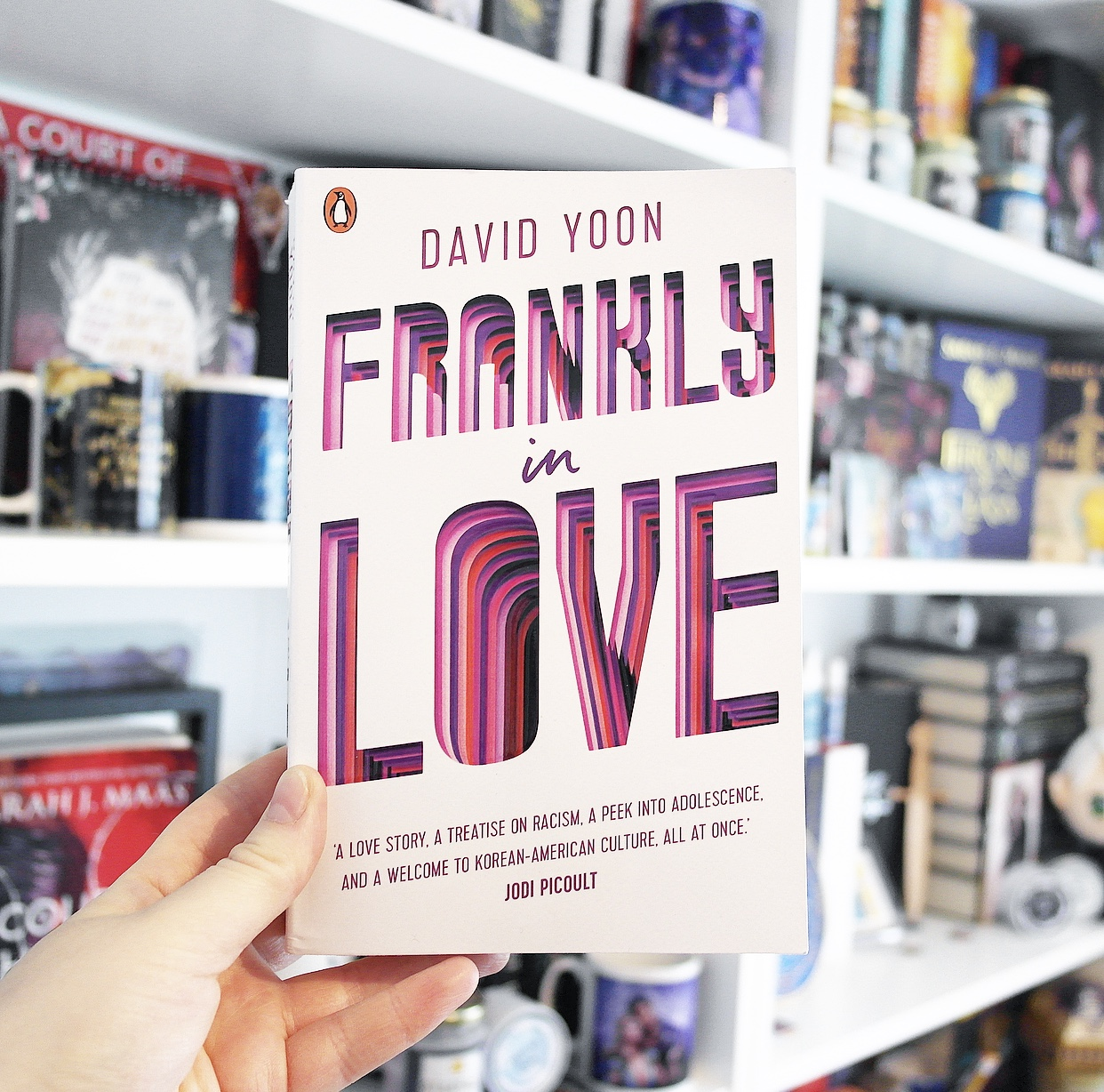 Non-Spoiler Review: Frankly in Love by David Yoon