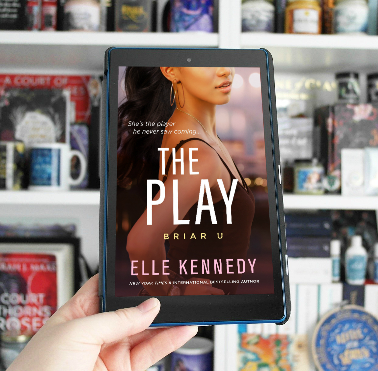 Non Spoiler Review: The Play by Elle Kennedy