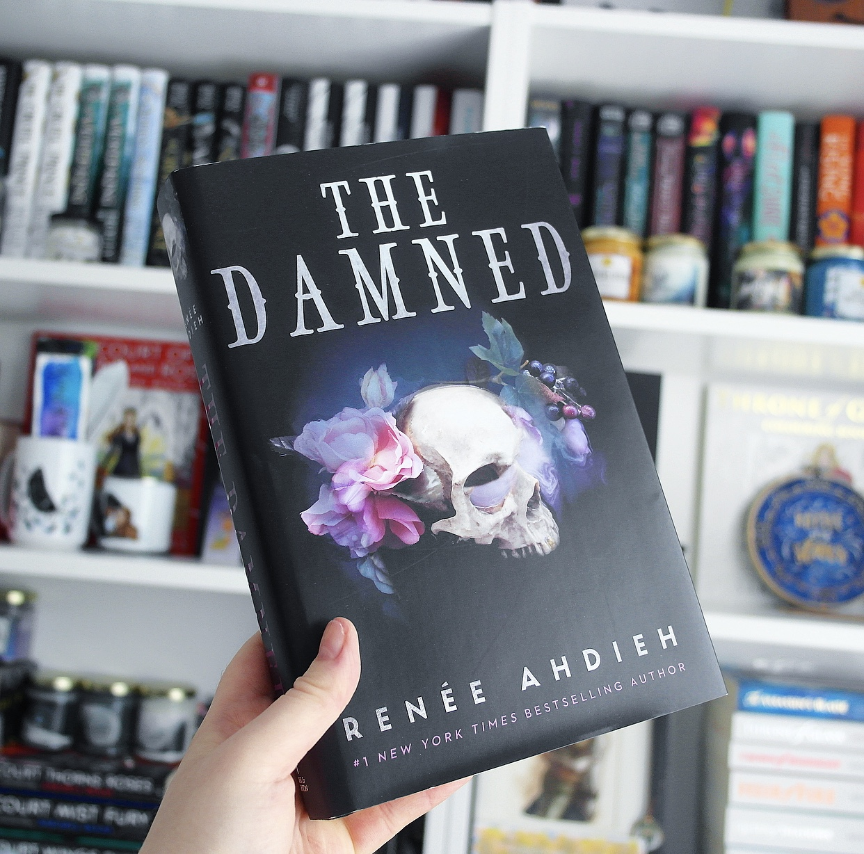 Spoiler free review of The Damned by Renee Ahdieh
