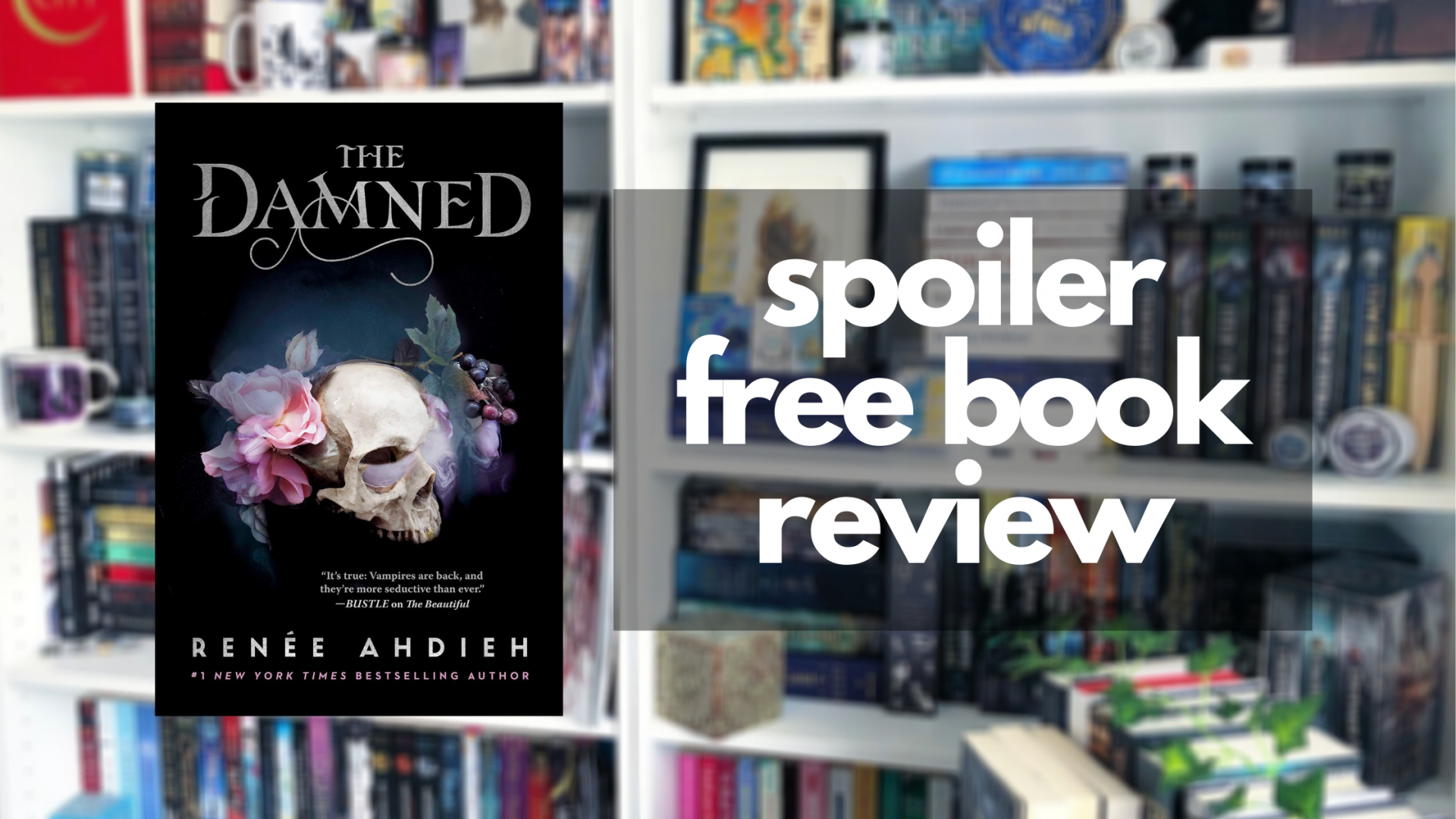 Spoiler Free Review of The Damned by Renée Ahdieh