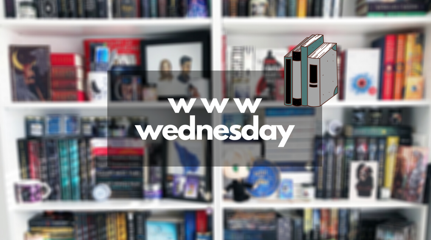 WWW Wednesday Blog Graphic