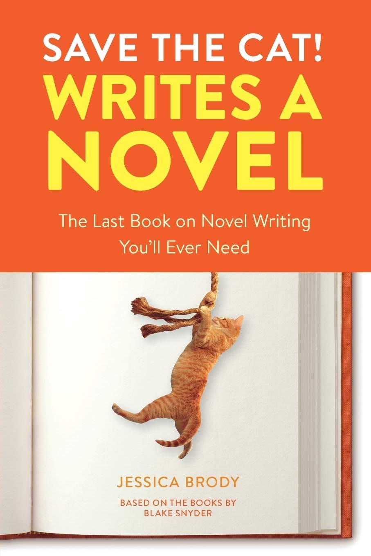 November 2020 TBR: Save The Cat! Writes a Novel