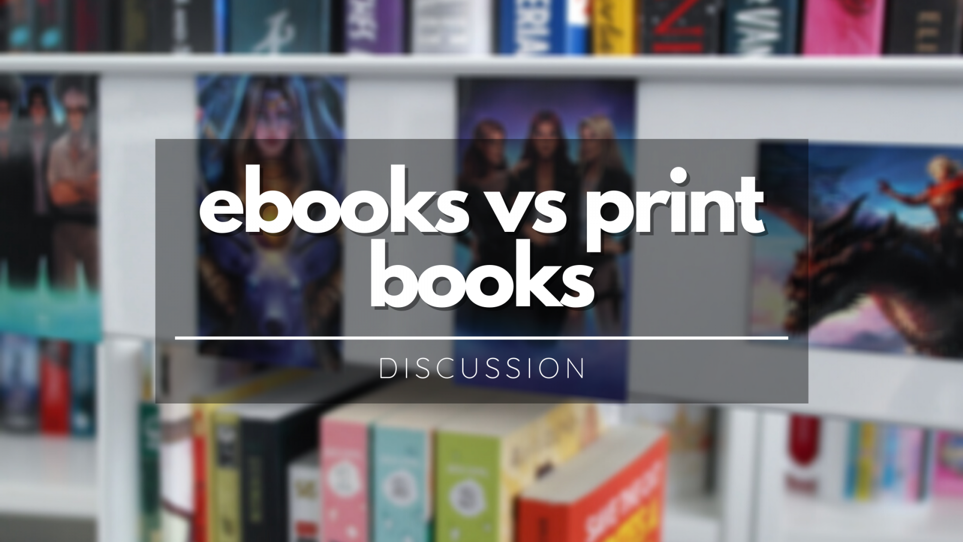 Ebook vs Print Book: Is this the sad plummet of the paperback?