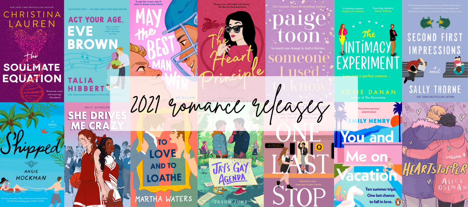 romance releases of 2021