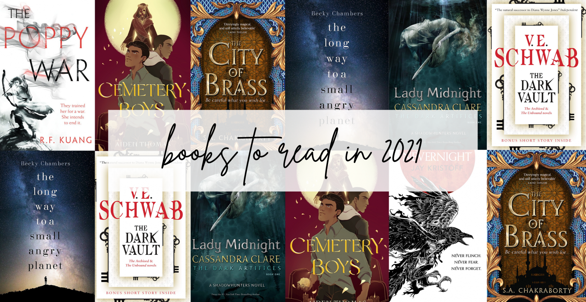 7 popular books i need to read in 2021