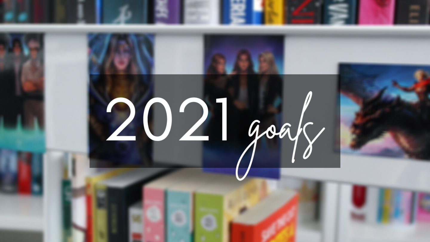 10 Book and Blog Goals for 2021
