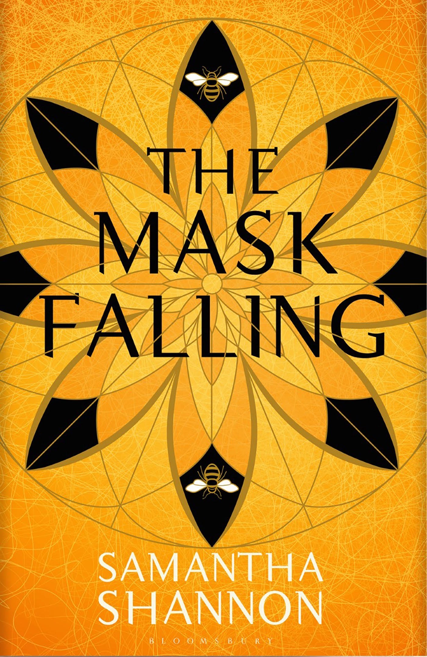 Review of The Mask Falling by Samantha Shannon