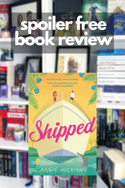 Review of Shipped by Angie Hockman