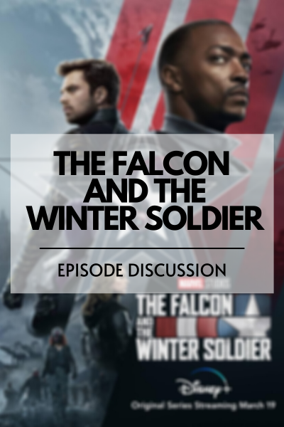THE FALCON AND THE WINTER SOLDER DISCUSSION