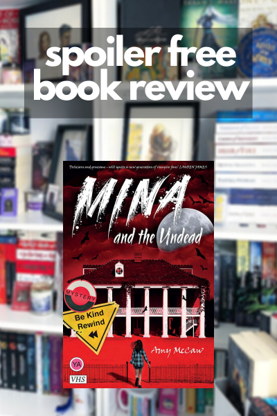 Review of Mina and the Undead